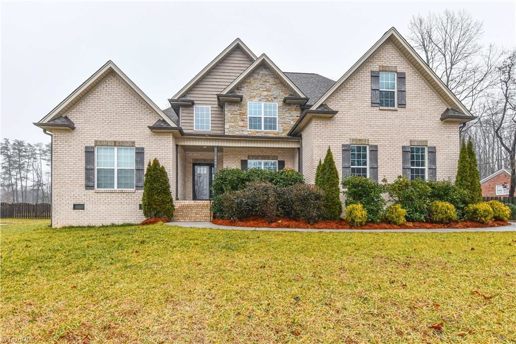 Photo of 5606 Union Grove Road, Oak Ridge, NC 27310 (MLS # 1012648)
