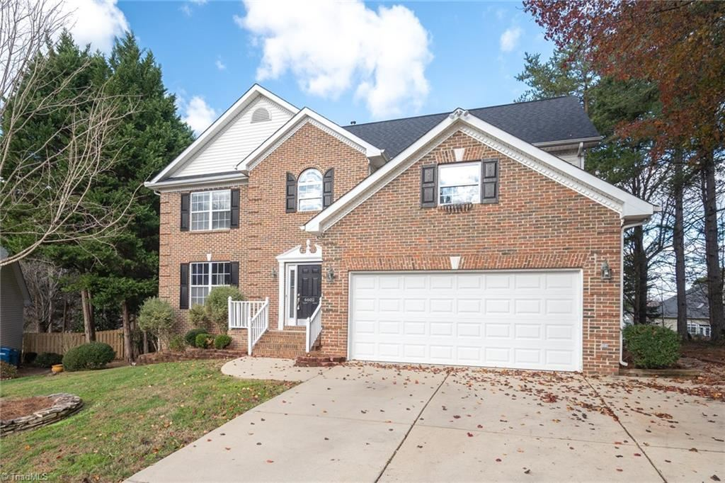 Photo of 6602 Woodmont Court, Jamestown, NC 27282 (MLS # 1008977)
