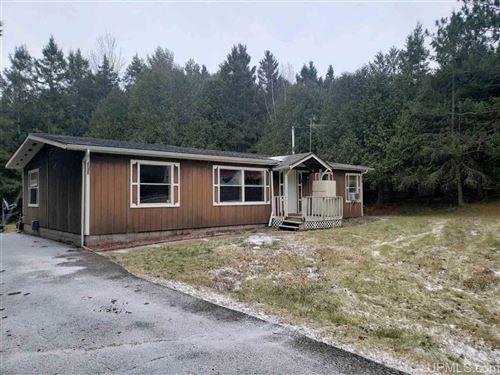 Photo of N3454 Woodland, Iron Mountain, MI 49801 (MLS # 1124410)