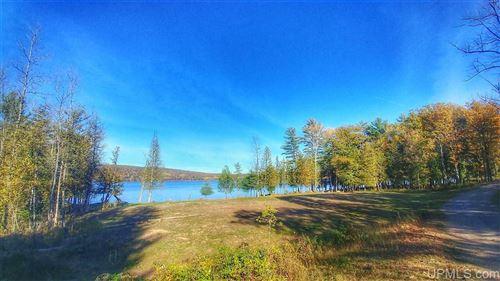 Photo of W8076 S Lake Antoine #W8076, W8078, W8082,, Iron Mountain, MI 49801 (MLS # 1120511)
