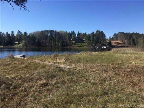 Photo of W3209 N Lake Louise #Lot 5, Vulcan, MI 49892 (MLS # 1126998)