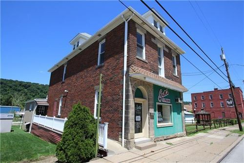 Photo of 133 Main Street, NEW EAGLE, PA 15067 (MLS # 1401693)