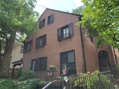 Photo of 6324 Alderson Street, Squirrel Hill, PA 15217 (MLS # 1510802)