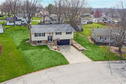 Photo of 612 Hillcrest Drive, Bellefontaine, OH 43311 (MLS # 1009471)