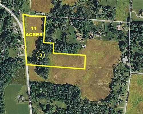 Photo of 11 Acres Selma Road, Springfield, OH 45502 (MLS # 430809)