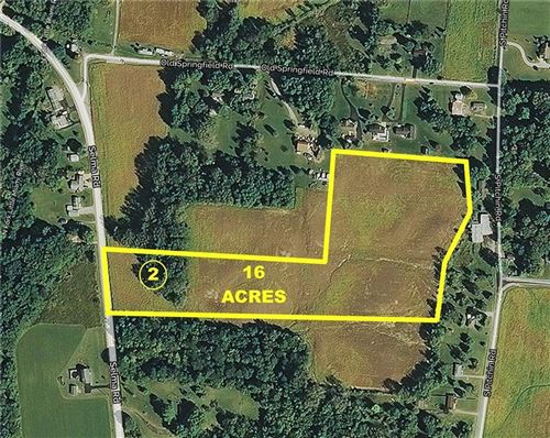 Photo of 16 Acres Selma Road, Springfield, OH 45502 (MLS # 430810)