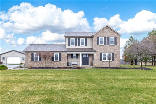 Photo of 4221 County Road 49, Bellefontaine, OH 43311 (MLS # 1001930)