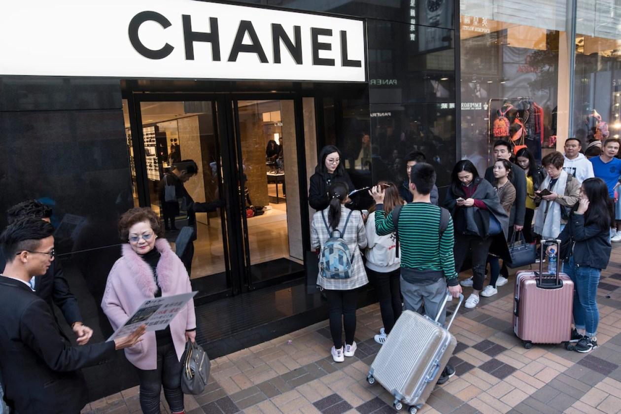 hong kong luxury shopping