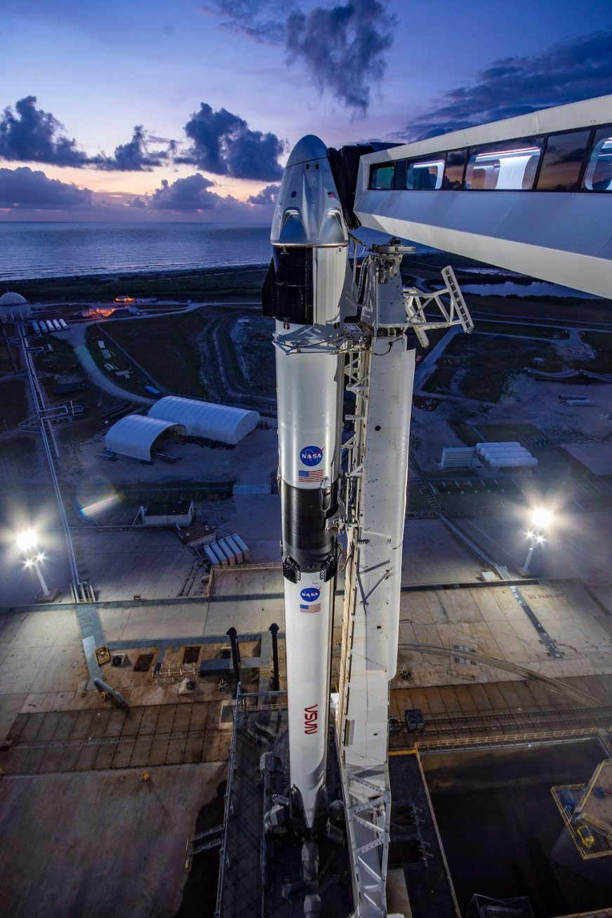 Why SpaceX's launch for NASA is such a big deal for Elon ...