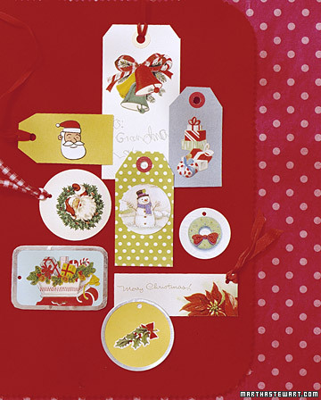martha stewart gift tag template - holidays totally inspiring