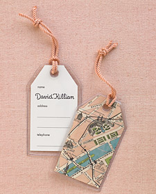 Traveling Place Tag