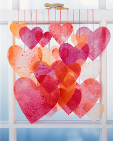 Crayon Hearts
