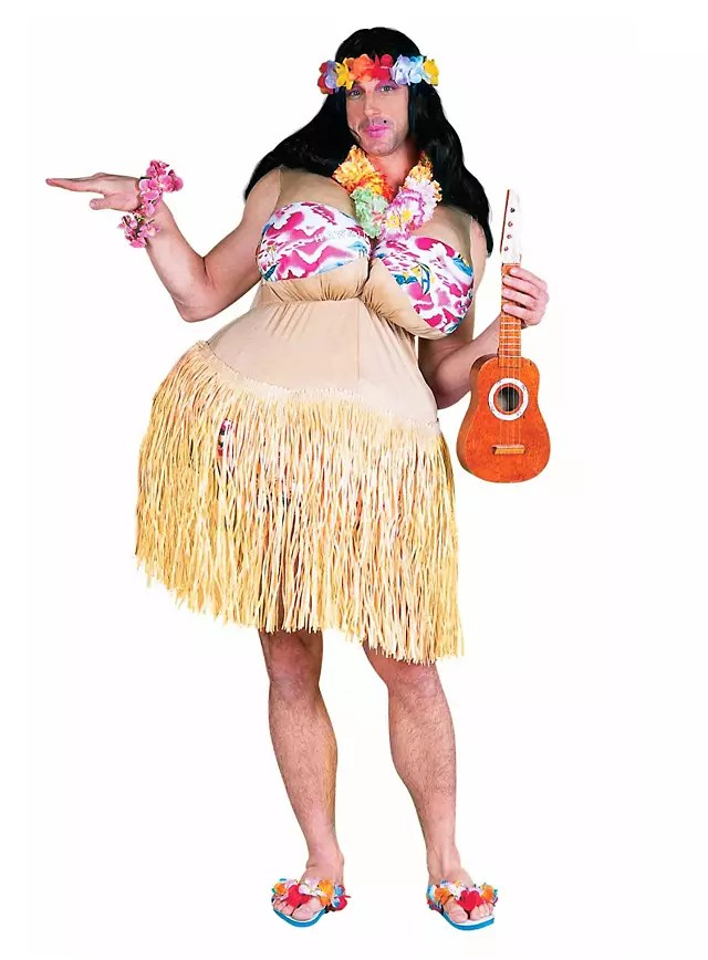 Hawaii Outfits Party