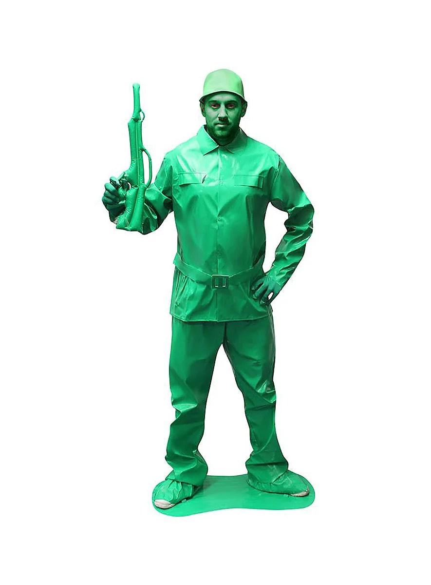 Plastic Soldier Costume Maskworld Com