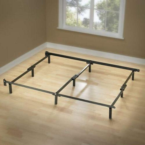 Zinus Compack 9 Leg Support Bed Frame For Box