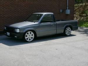 1993 Mazda B2200 $3,000 Firm  100092431 | Custom Mini Truck Classifieds | Mini Truck Sales