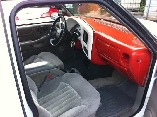 Custom S10 Interior S 10 Forum