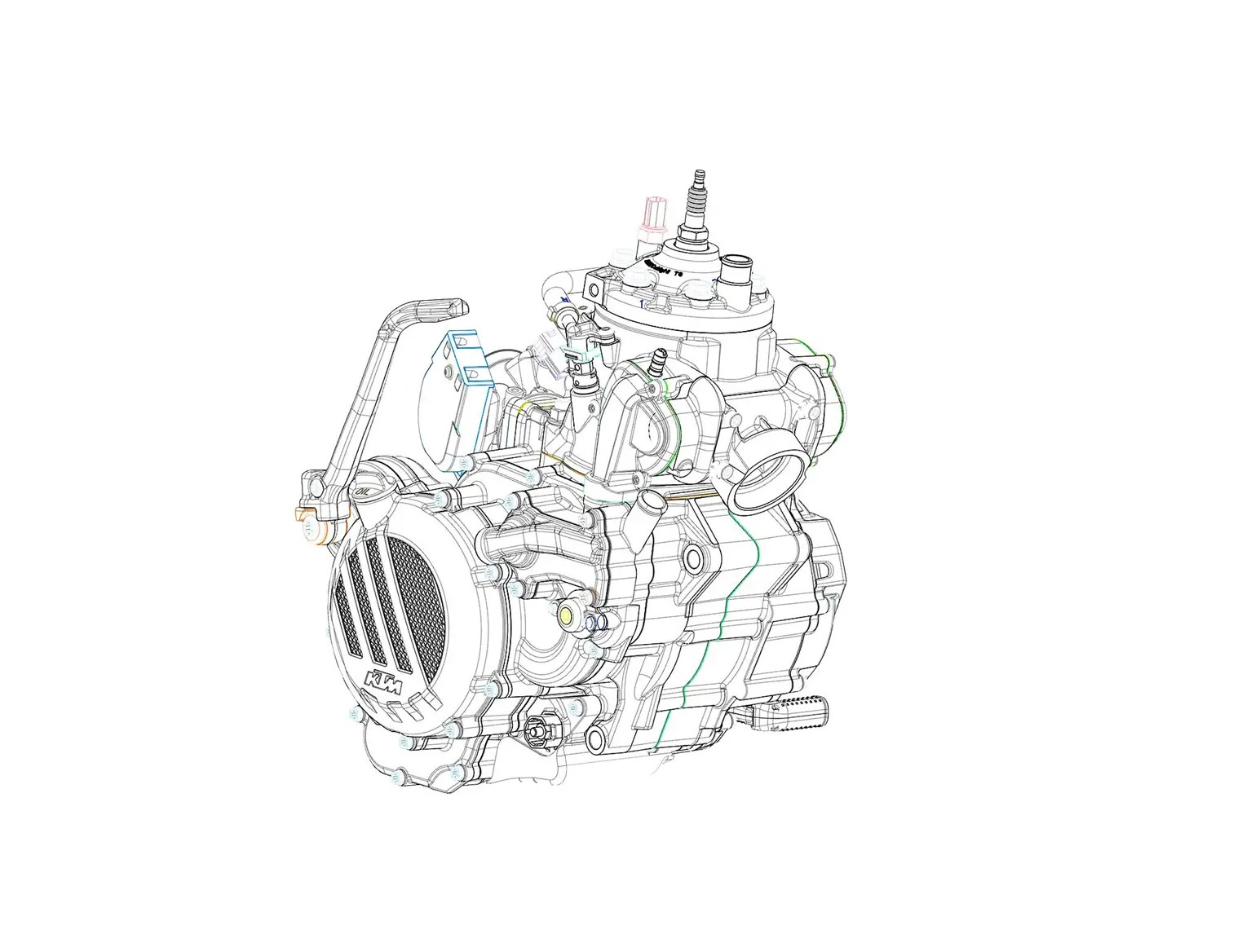 New Ktm Fuel Injected Two Stokes Launching Soon
