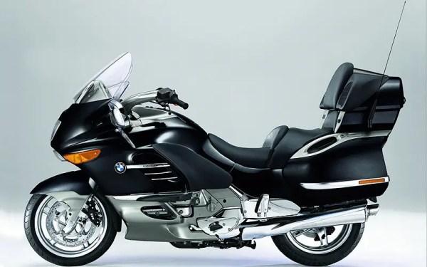 BMW K1200 LT gets the luxury treatment | MCN
