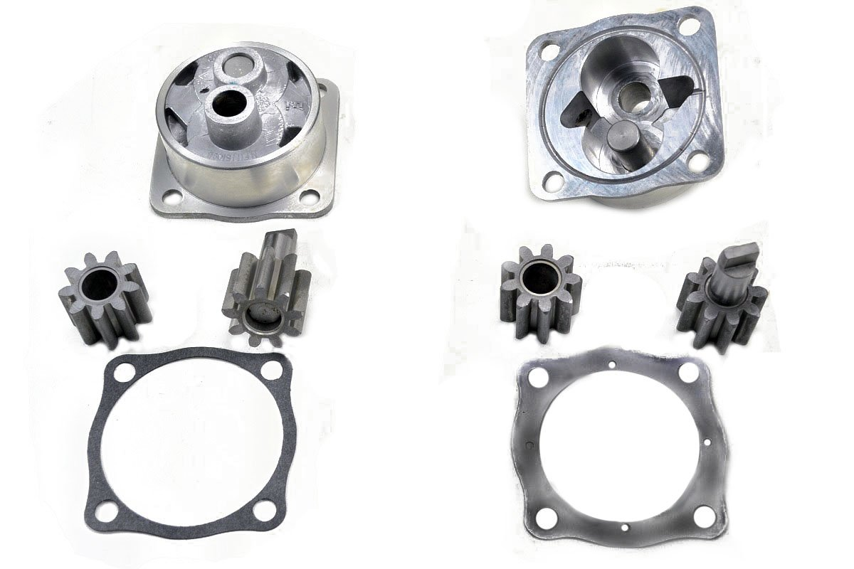 Itm Engine Components 057 450 Oil Pump For