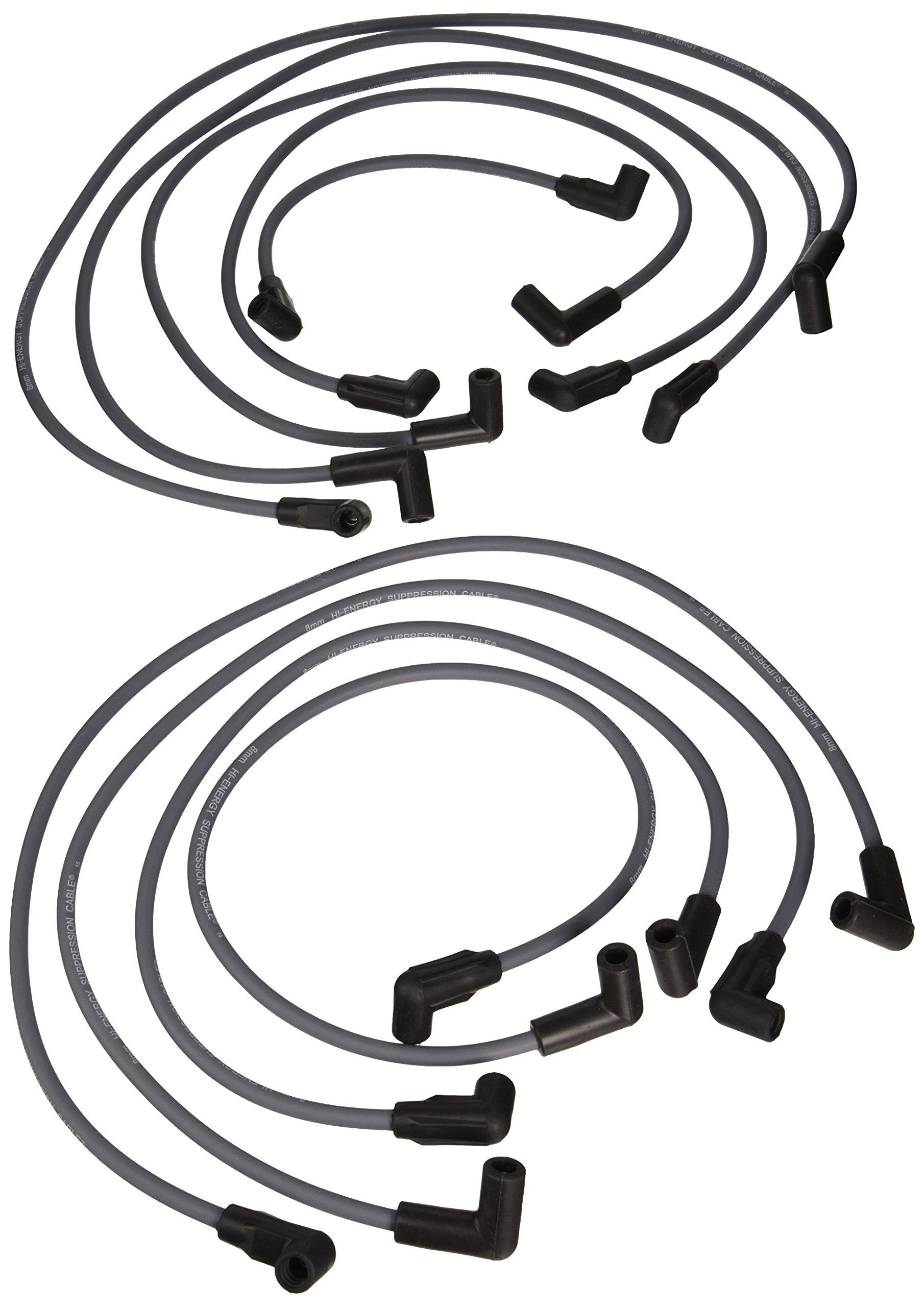 Federal Parts Spark Plug Wire Set