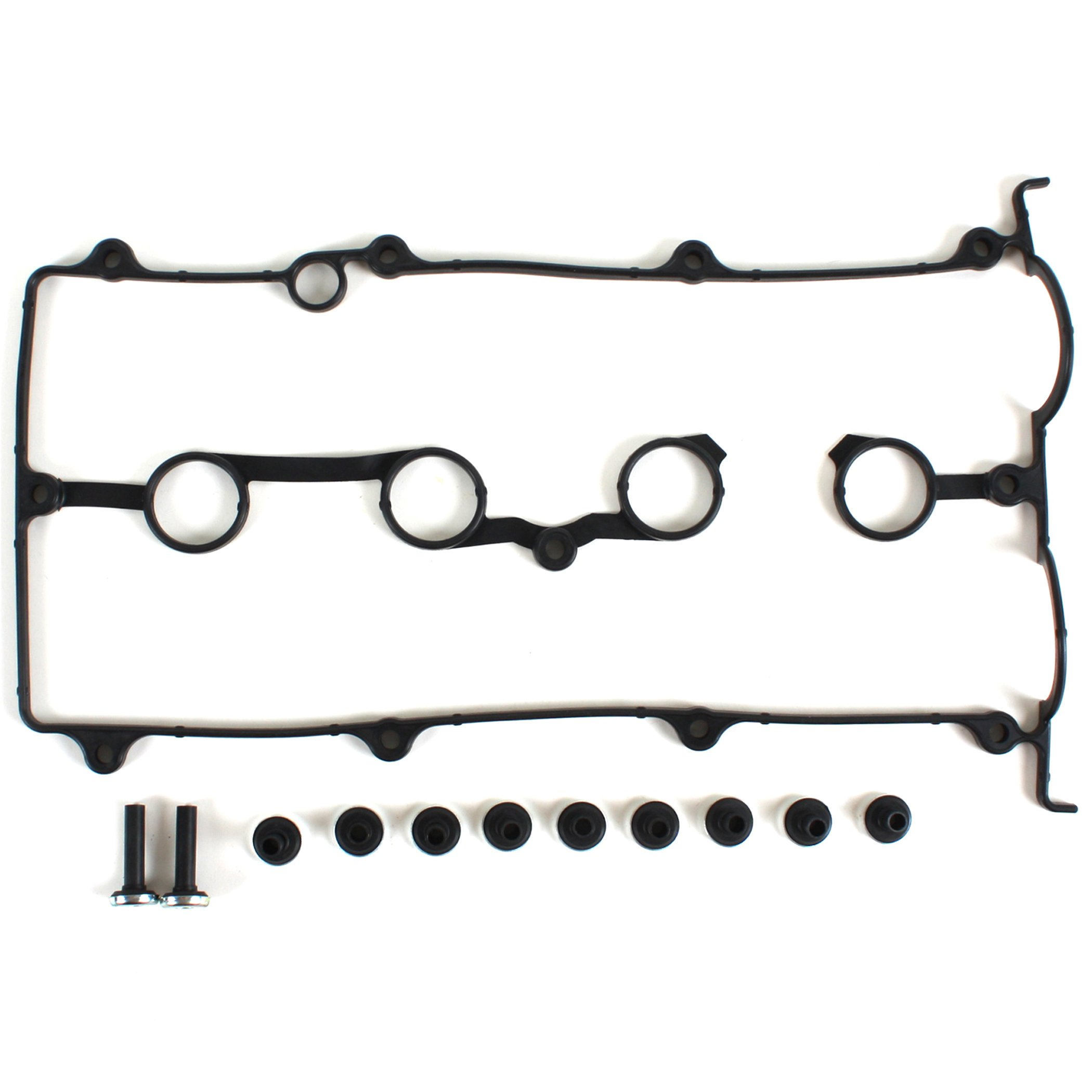 Vc440 Engine Valve Cover Gasket Set W Spark Plug Seal