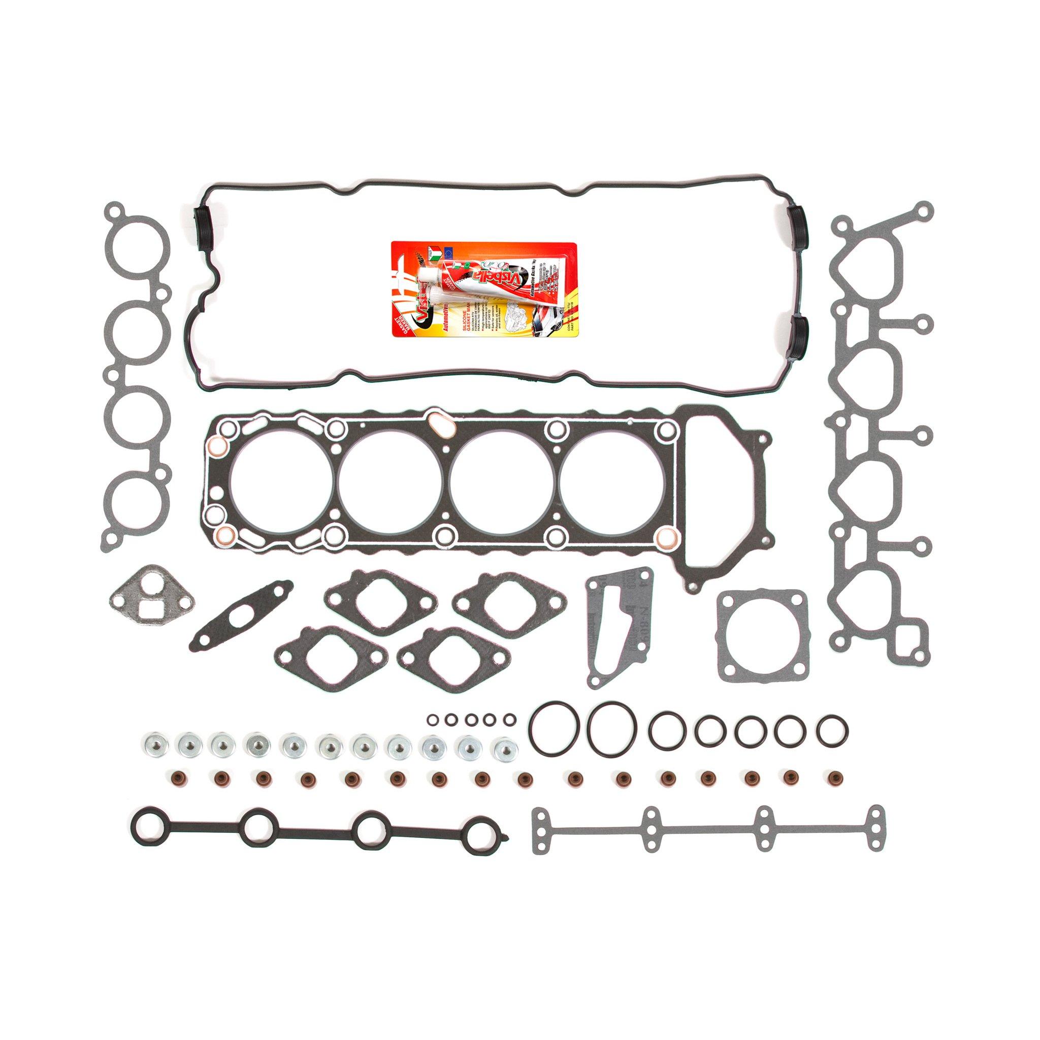 93 01 Nissan 2 4 Dohc 16v Ka24de Head Gasket Set