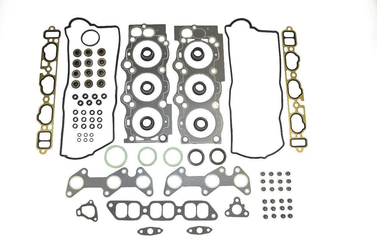 Itm Engine Components 09 Cylinder Head Gasket Set For Saab 2 5l V6 B258i 900