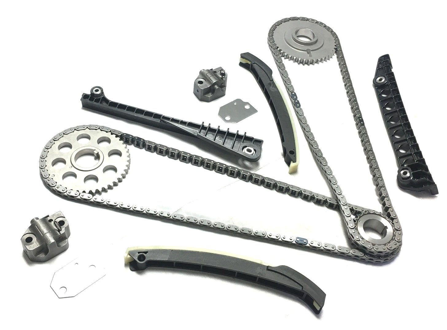 Diamond Power Timing Chain Kit Works With Ford Expedition Navigator 5 4l V8 Sohc 16v Triton 97 00