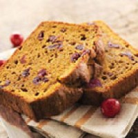 Libby's(R) Pumpkin Cranberry Bread Recipe