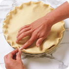 How To Make A Pie Crust, Step-By-Step