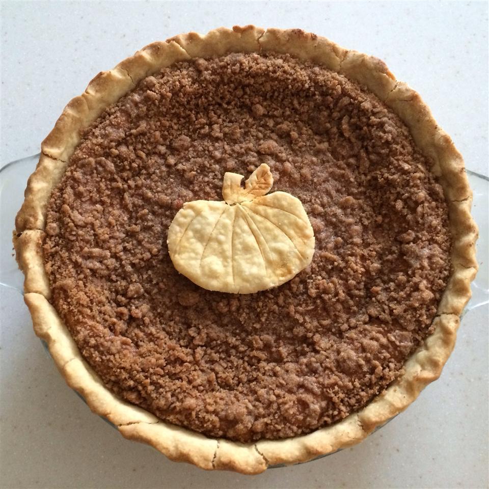 Receita de Torta de Abóbora Favorita da Família Brown'