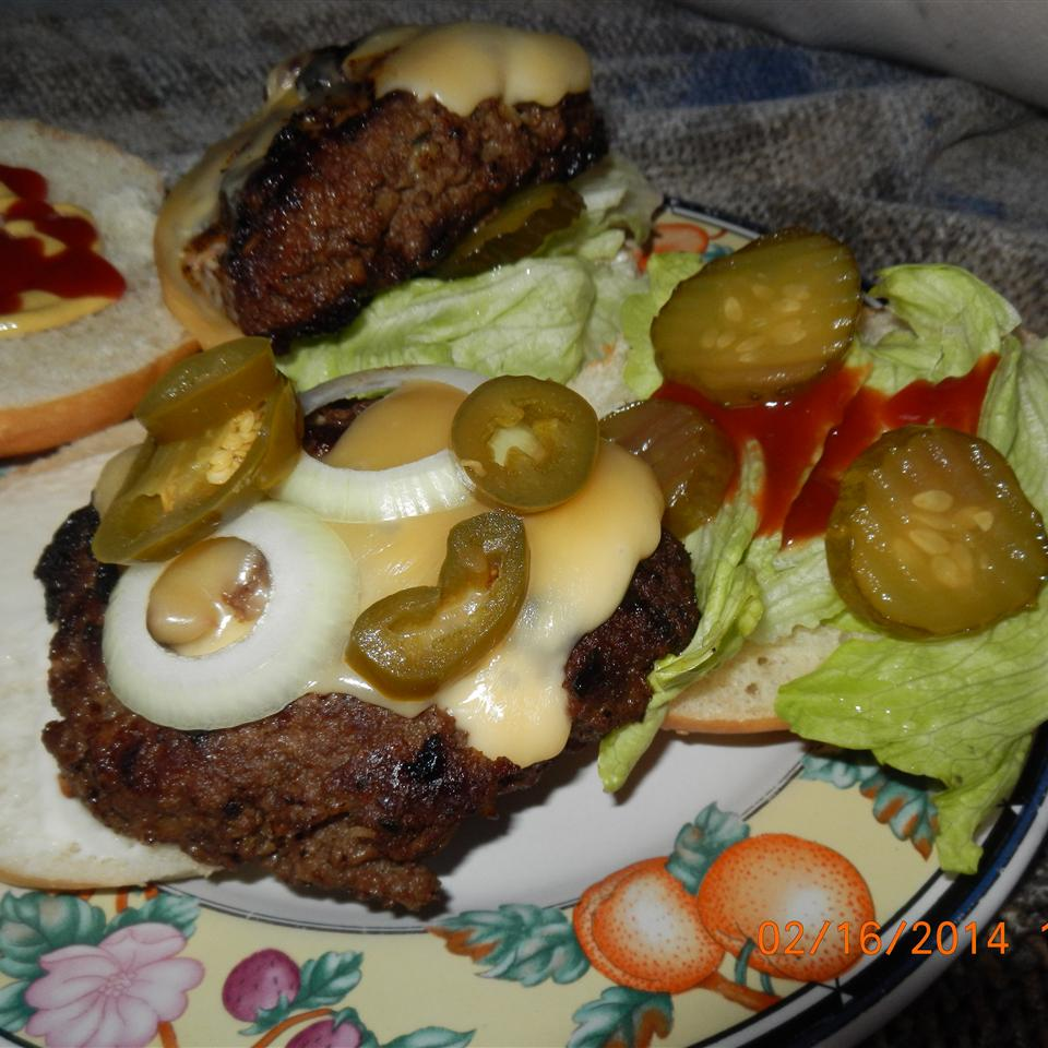 Receita de Hambúrgueres Skippy