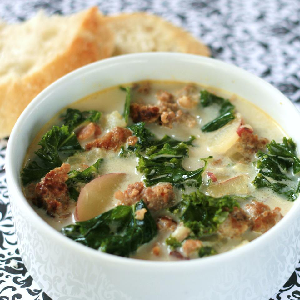 Receita de Zuppa Toscana Super-Deliciosa