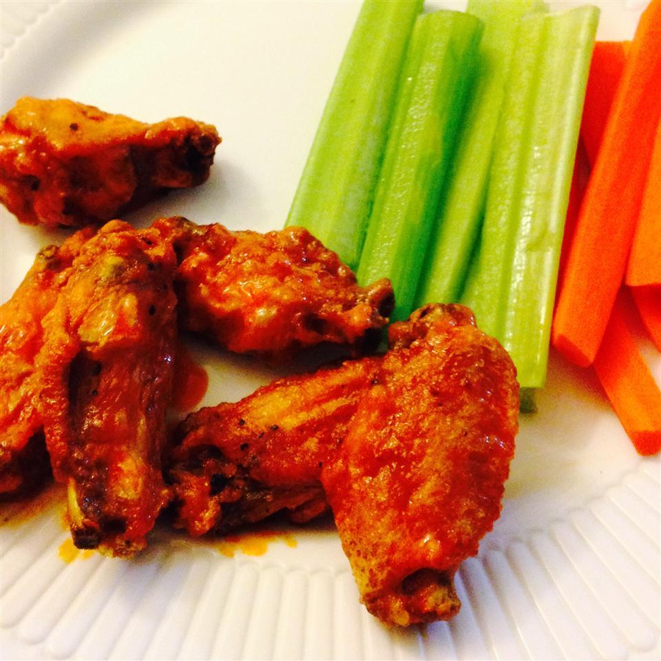 Receita de Chicken Wings I