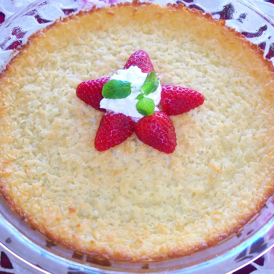 Receita de Torta de Dia da Mãe'
