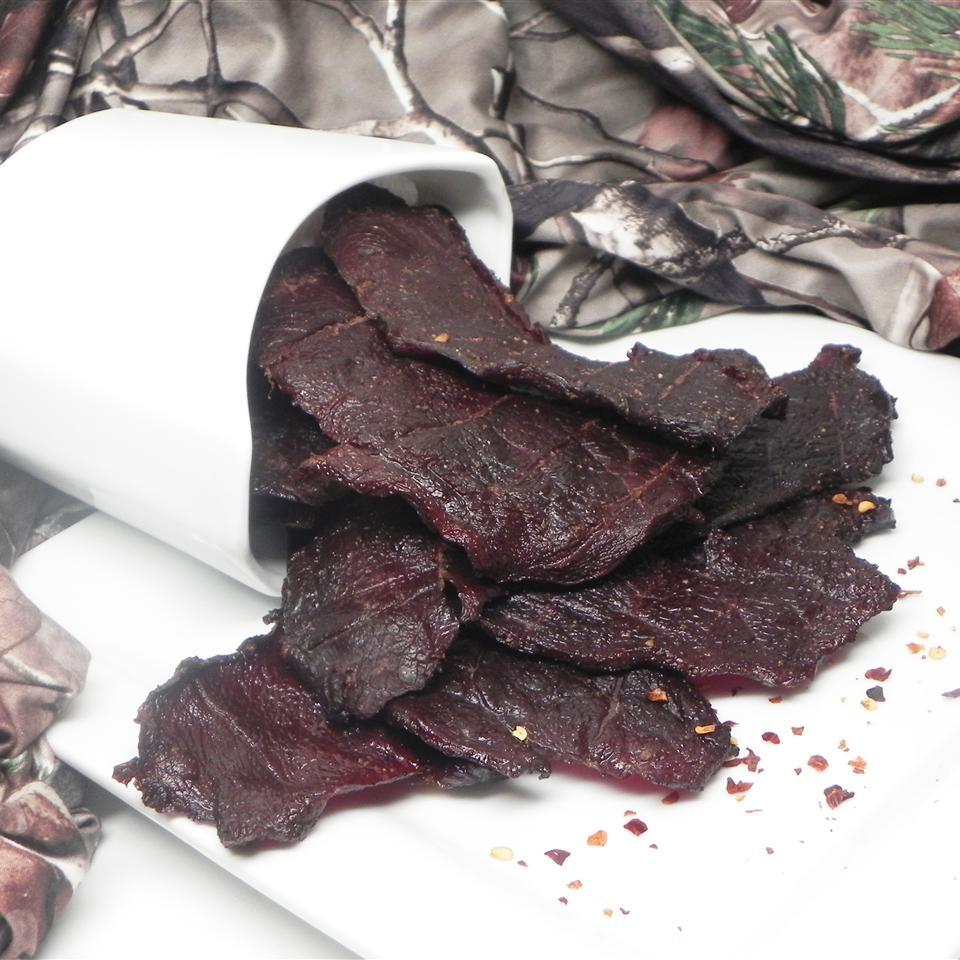 Receita de Carne Seca de Carne de Estilo Ocidental