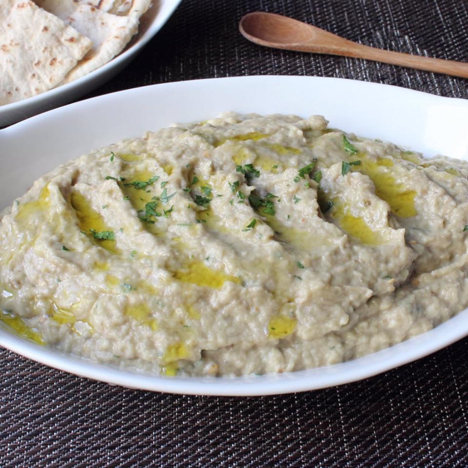 Receita de Chef John Baba Ghanoush