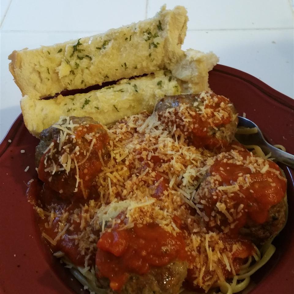 Três receitas de almôndegas italianas animais
