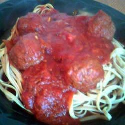 Slow Cooker Spaghetti Sauce I Recipe