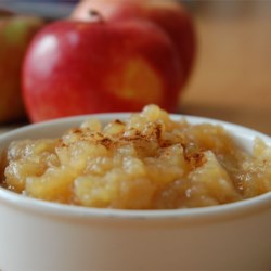Sarah's Applesauce Recipe
