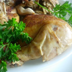 Baked Slow Cooker Chicken Recipe