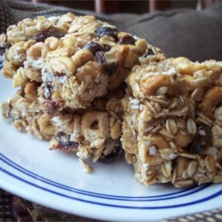 Gobble Up Granola Snacks Recipe