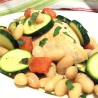 Italian White Bean Chicken