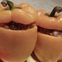 Sammy's Stuffed Bell Peppers