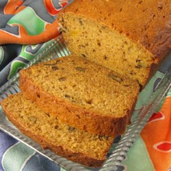 Autumn Spiced Butternut Squash Bread
