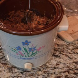 Easy, Two-Ingredient Pulled Pork
