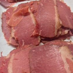 Jan's Beer-Brined Corned Beef