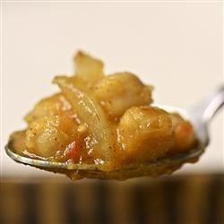 Channa Masala (Chickpea Curry)