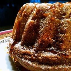 Image result for honey apple bundt cake